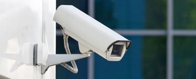caméras de surveillance analogique
