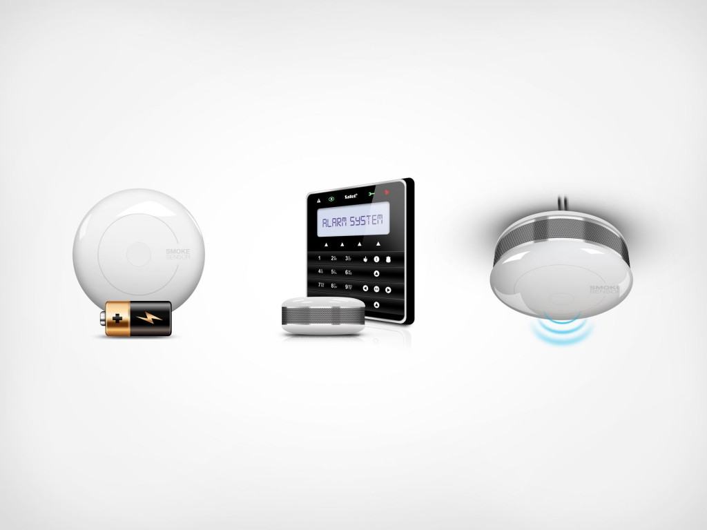 détecteur d'incendie fibaro - simplicité d'utilisation
