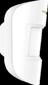 alarme chic et design - détecteur blanc