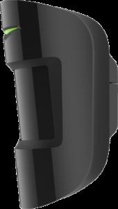 alarme chic et design - détecteur noir